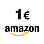 Cheque Amazon 1€