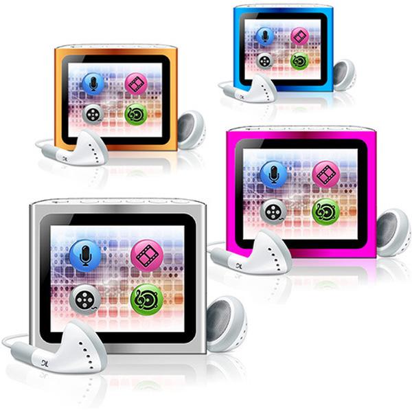 MP3/4 Player 4GB