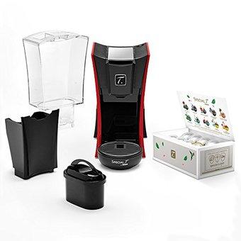 1 machine à thé SPECIAL.T by Nestlé MINI.T avec capsules