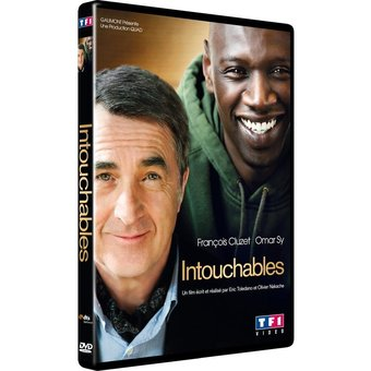 1 DVD Intouchables