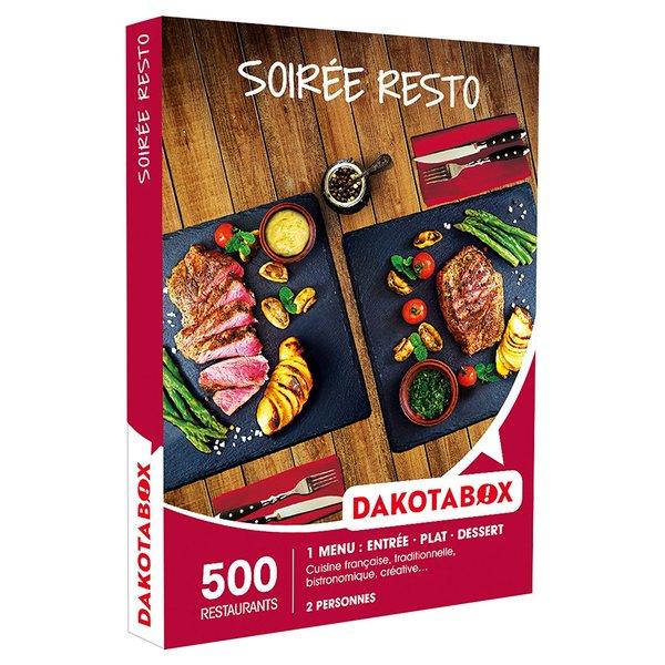 1 Dakotabox Soirée Resto