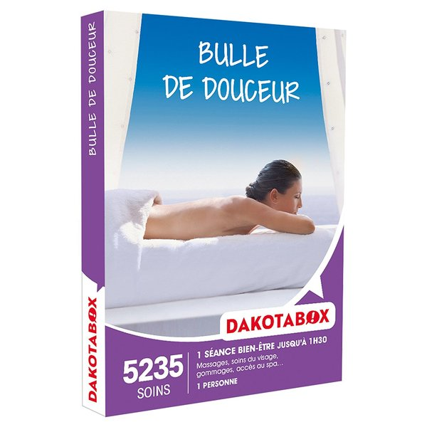1 Dakotabox Bulle de douceur