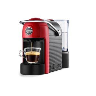 1 machine à café Lavazza pour dosettes rouge