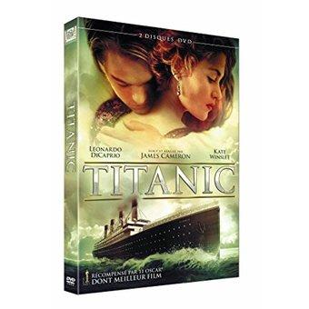 1 DVD Titanic