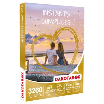 1 Dakotabox Instants complices