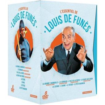 1 Coffret DVD Louis de Fun?s