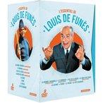 L'Essentiel de Louis de Fun?s en 8 DVDs avec -La grande vadrouille -Le corniaud -L'aile ou la cuisse -La soupe aux choux -La zizanie -L'avare -Le tatou? -Le petit baigneur