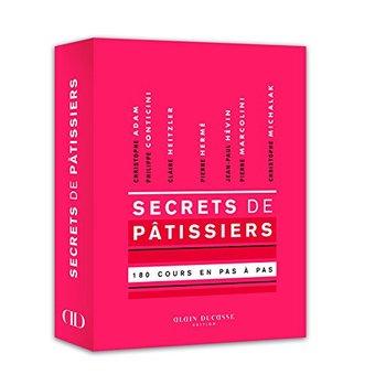 1 livre Secrets de p?tissiers