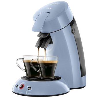 1 machine ? caf? Philips ? dosettes Senseo