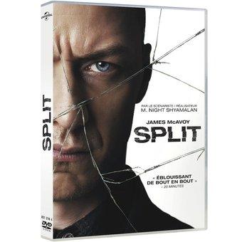 1 DVD Split