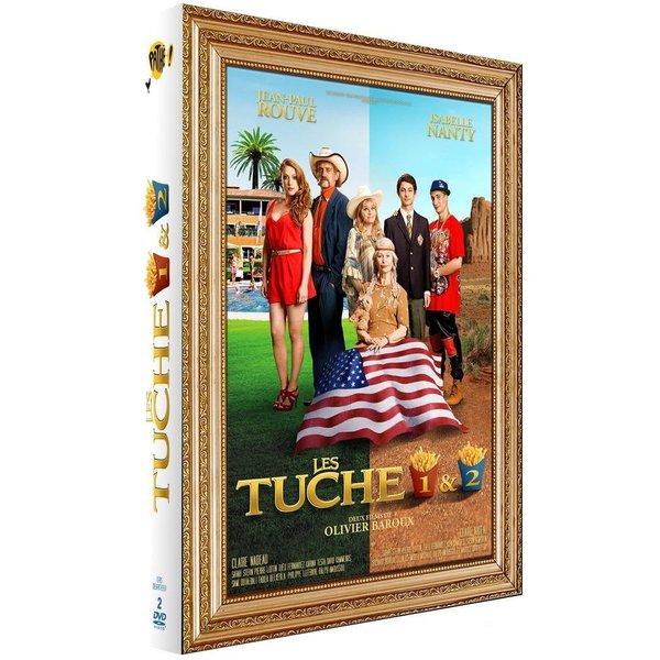 1 coffret DVD Tuche - Tuche 2