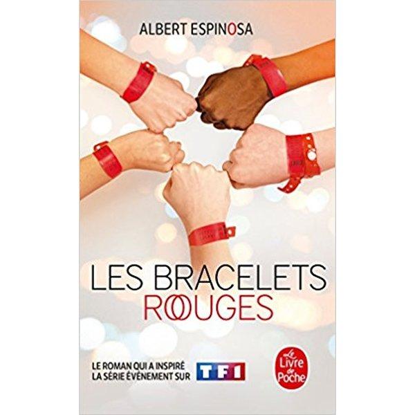 1 Livre Les Bracelets rouges: Le Monde soleil