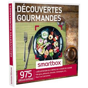 1 Smartbox D?couvertes Gourmandes