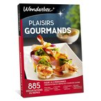 1 wonderbox Plaisirs Gourmands