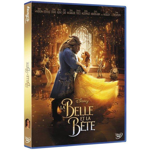 1 DVD La Belle et la B?te