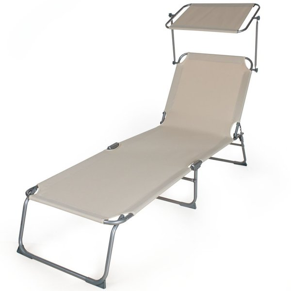 1 Transat inclinable pliable