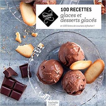 1 livre 100 recettes de glaces