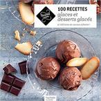 100 recettes indispensables pour les givr?s de glaces et de desserts glac?s.   Sorbet, cr?me glac?, granit?, parfait, yaourt, vacherin... pour changer de la coupe vanille-fraise ! Glace au chocolat, Sorbet au melon, Glace ? la noix de coco, Caf? li?geois, Sorbet ? la framboise, Omelette norv?gienne, Nougat glac?...