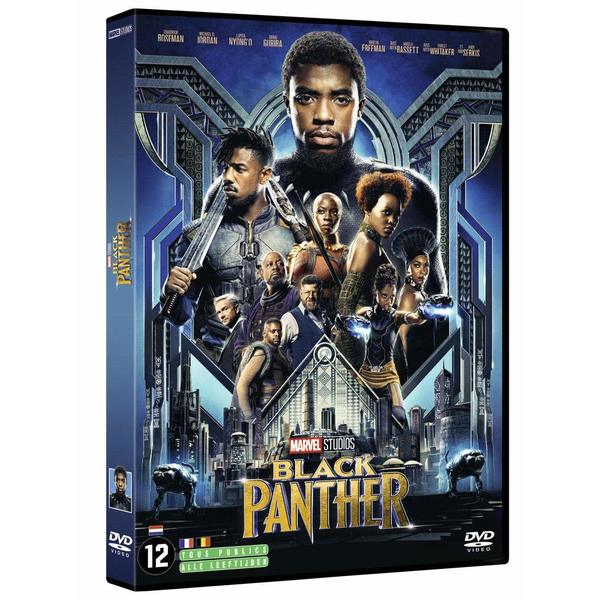 1 DVD Black Panther