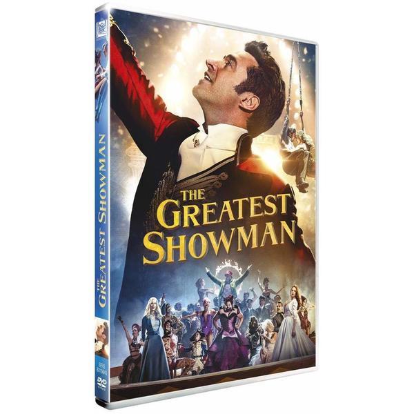 1 DVD The Greatest Showman