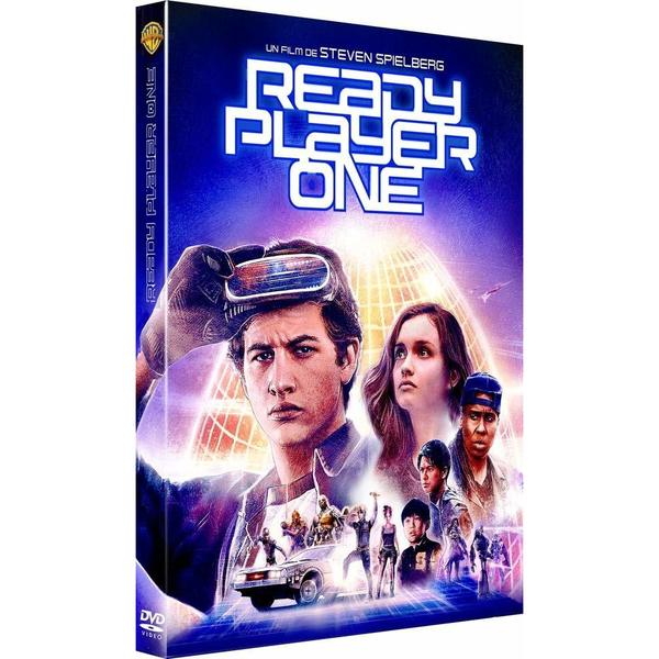 1 DVD Ready player one