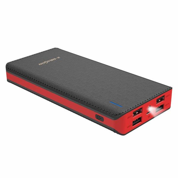 1 batterie externe 4 ports USB