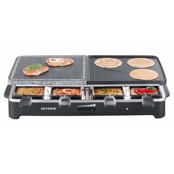 1 Appareil a raclette multifonctions