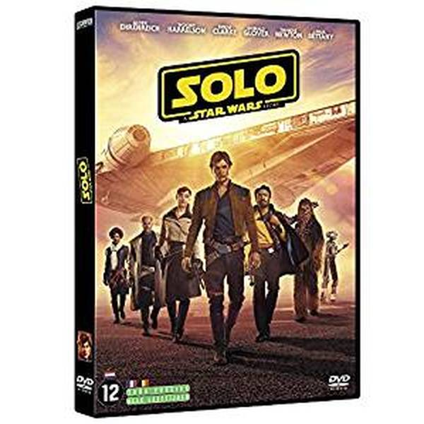 1 DVD Solo : a Star Wars story
