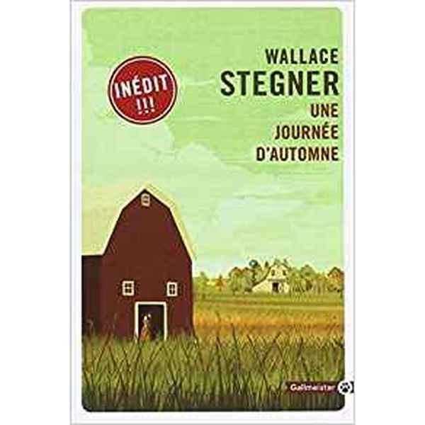 """1 livre """"Une journ?e d'automne"""""""