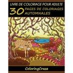 1 livre coloriage automne
