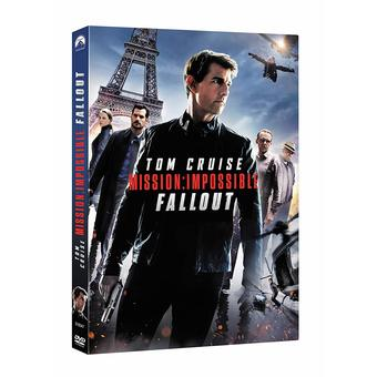 1 DVD Mission: Impossible - Fallout