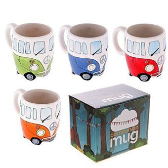 1 lot de 4 mugs vintage