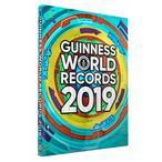1 livre Guinness World Records 2019