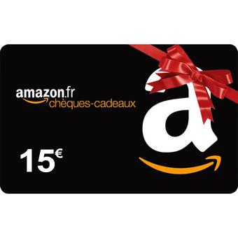 1 bon Amazon de 15?