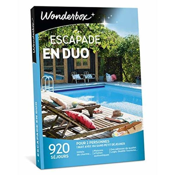 1 wonderbox escapade en duo