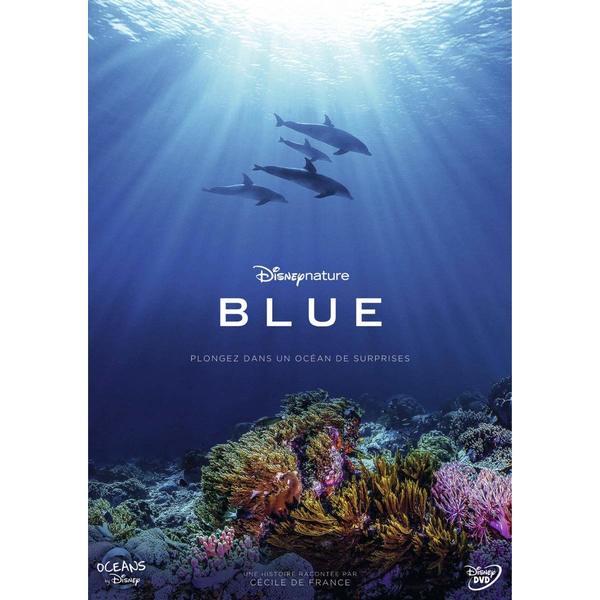 1 DVD Blue