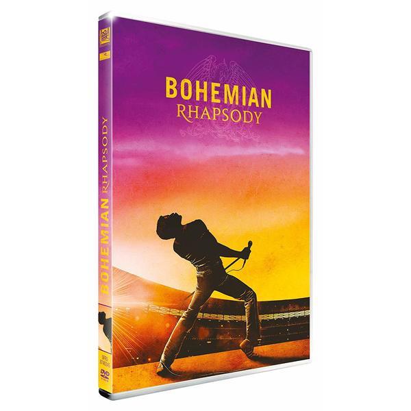 1 DVD Bohemian Rhapsody