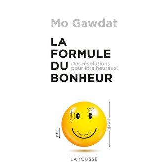 1 Livre la formule du bonheur