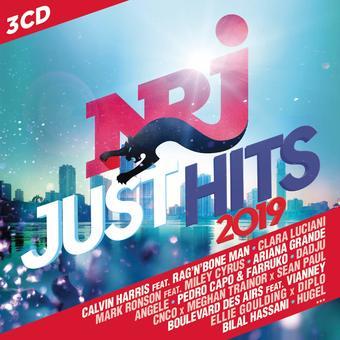 1 CD Nrj Just Hits 2019