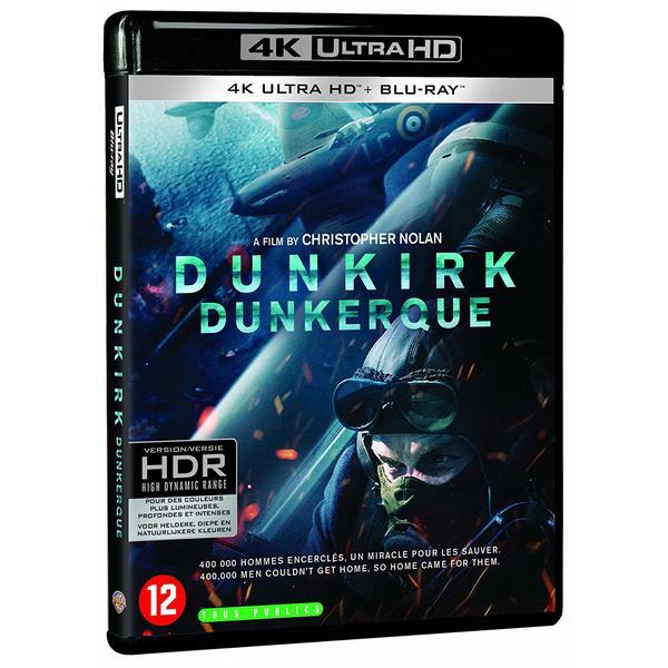 1 blu-ray Dunkerque
