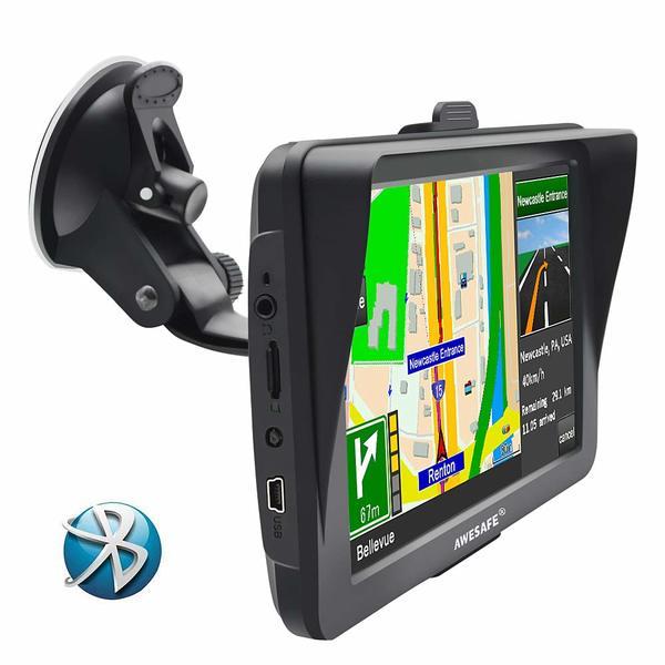 1 GPS bluetooth