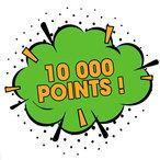 Profitez d'un bonus de 10 000 points pour obtenir des cadeaux en boutique et des tickets pour vos tombolas pr?f?r?es !