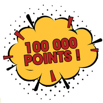 100 000 points Kingoloto