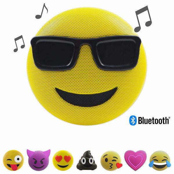 1 Enceinte bluetooth emoji