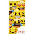 'Grand drap de bain Emoji