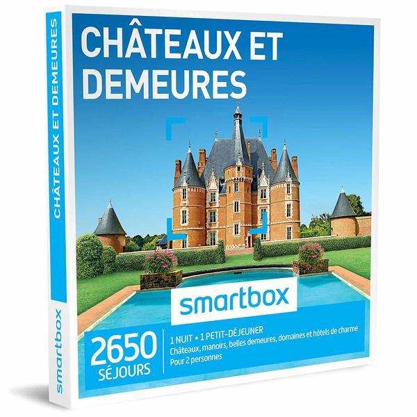 1 smartbox chateaux et demeures