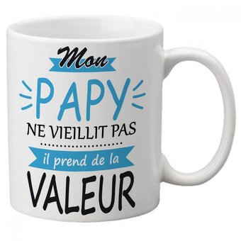 1 Mug Papy