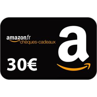le bon Amazon de 30?