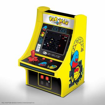 Une borne d'arcade PacMan
