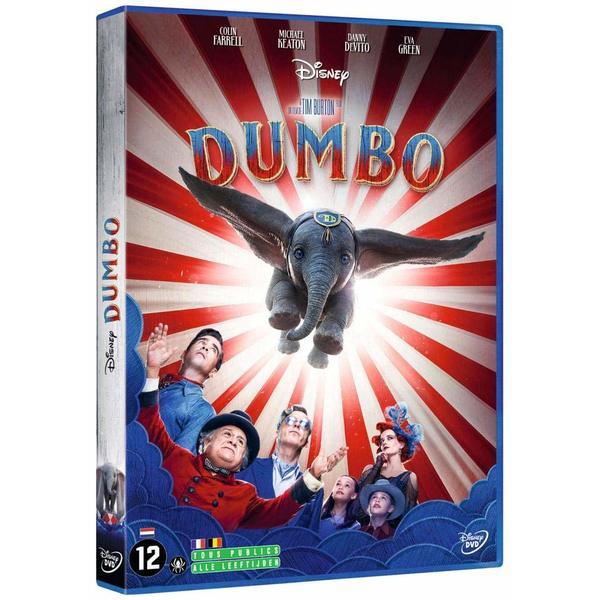 Un DVD Dumbo